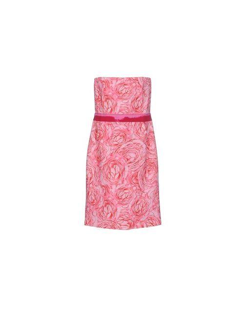 Giambattista Valli | Женское Фиолетовое Короткое Платье