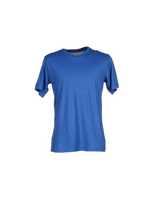 Alternative Apparel | Мужская Синяя Футболка