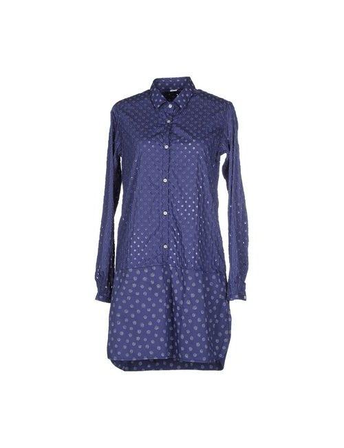 Etichetta 35 | Женское Синее Короткое Платье
