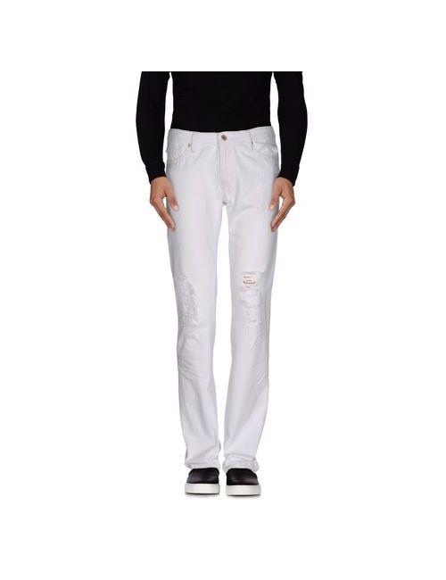 Polo Jeans Company | Мужские Белые Джинсовые Брюки