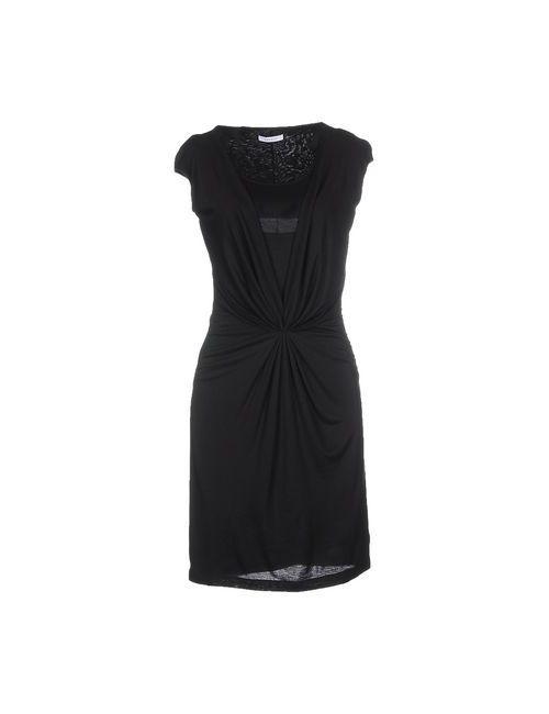 I Blues | Женское Чёрное Короткое Платье