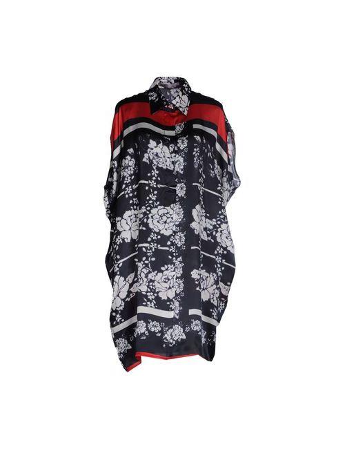 Rosamunda | Женское Чёрное Короткое Платье