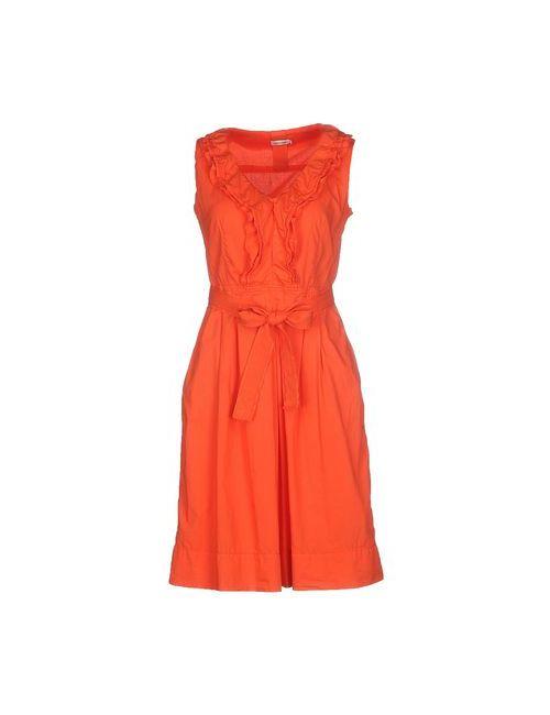 Henry Cotton's | Женское Красное Короткое Платье