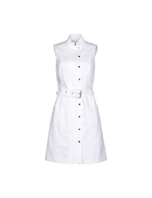 Michael Kors | Женское Белое Короткое Платье