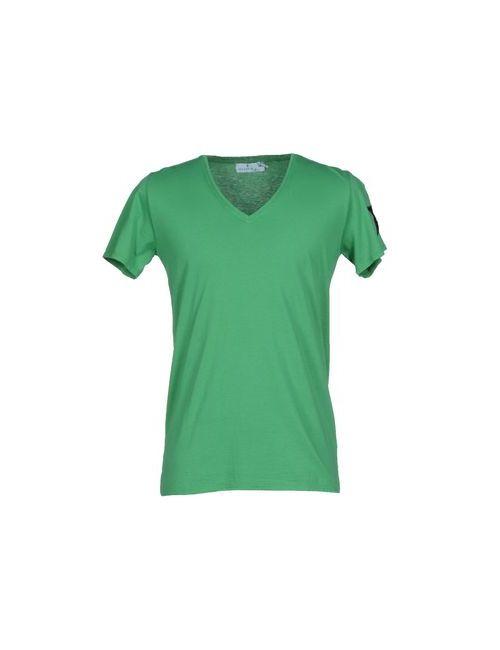 Macchia J | Мужская Зелёная Футболка