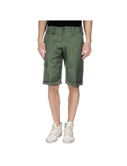 Valentino | Мужские Зелёные Бермуды