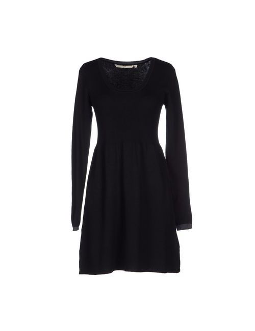 Silvian Heach | Женское Чёрное Короткое Платье
