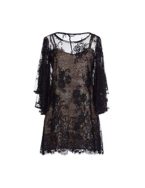 Babylon | Женское Чёрное Короткое Платье