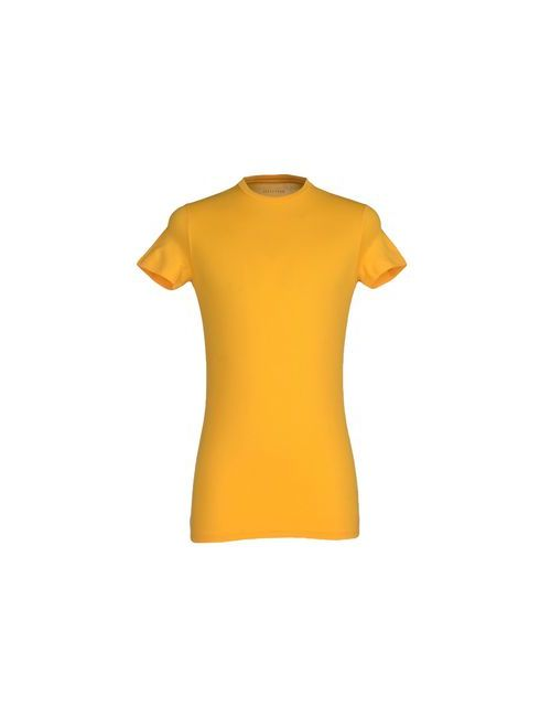 Dsquared2 | Мужская Оранжевая Футболка