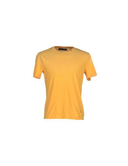 Dondup | Мужская Оранжевая Футболка