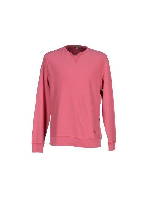Burberry Brit   Мужская Розовая Толстовка