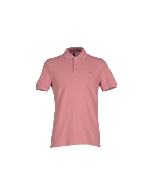 Dondup | Мужское Розовое Поло