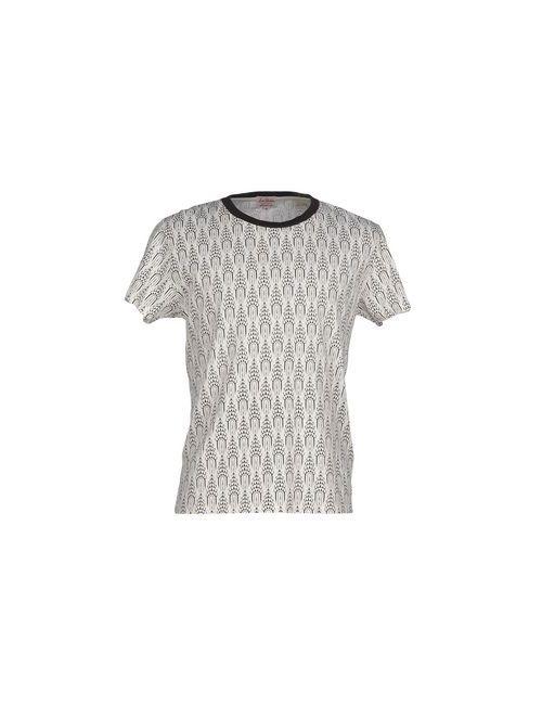 Levi'S Vintage Clothing | Мужская Белая Футболка