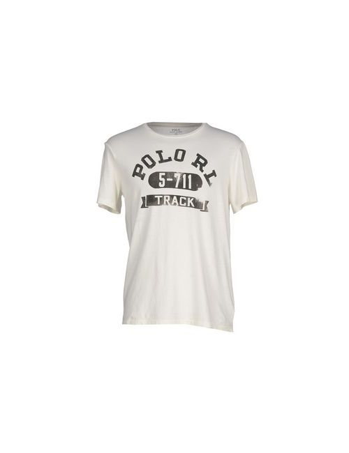 Polo Ralph Lauren | Мужская Слоновая Кость Футболка