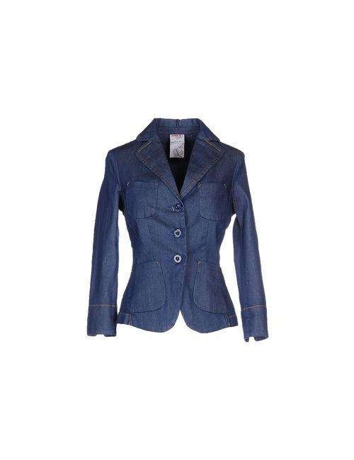 Met In Jeans | Женская Синяя Джинсовая Верхняя Одежда