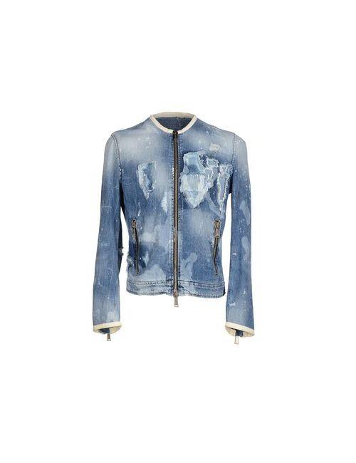 Dsquared2 | Женская Синяя Джинсовая Верхняя Одежда