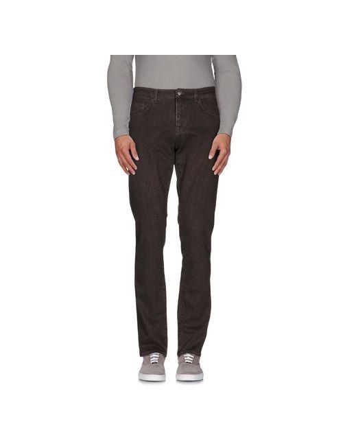 Trussardi Jeans | Мужские Коричневые Джинсовые Брюки