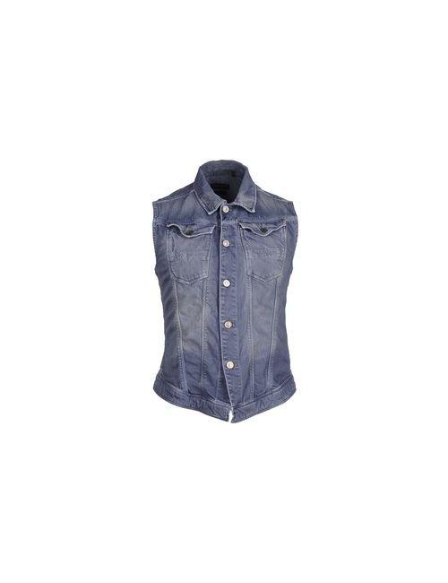 Antony Morato | Мужская Синяя Джинсовая Верхняя Одежда