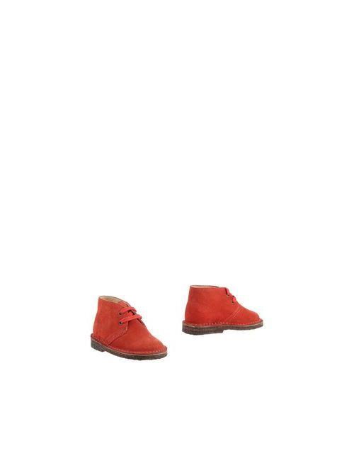 Equerry   Мужские Красные Полусапоги И Высокие Ботинки