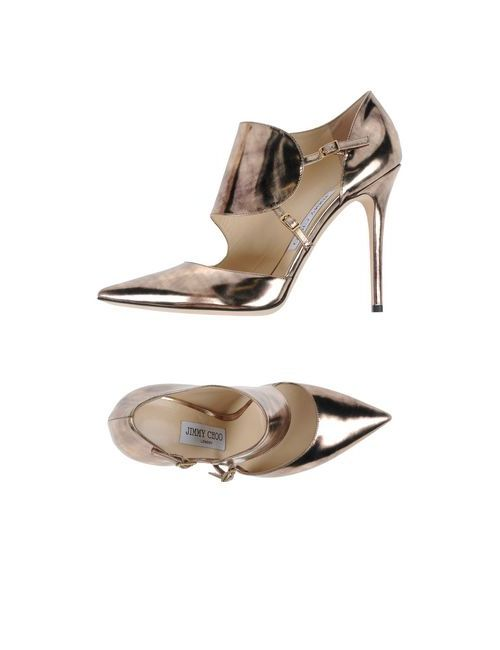 Jimmy Choo | Женские Бронзовые Туфли