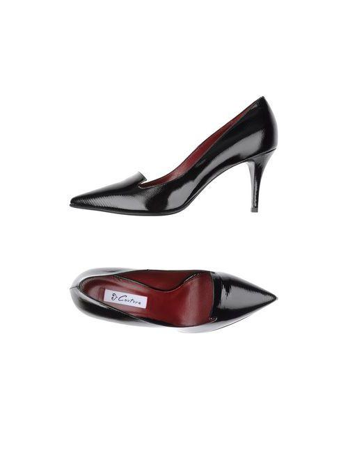 Couture | Женские Чёрные Туфли