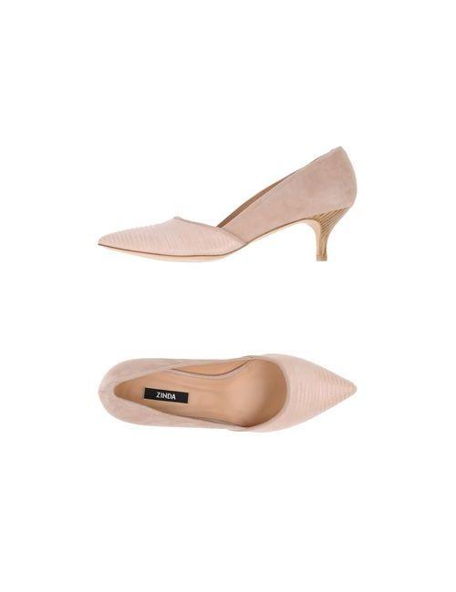 Zinda | Женские Розовые Туфли