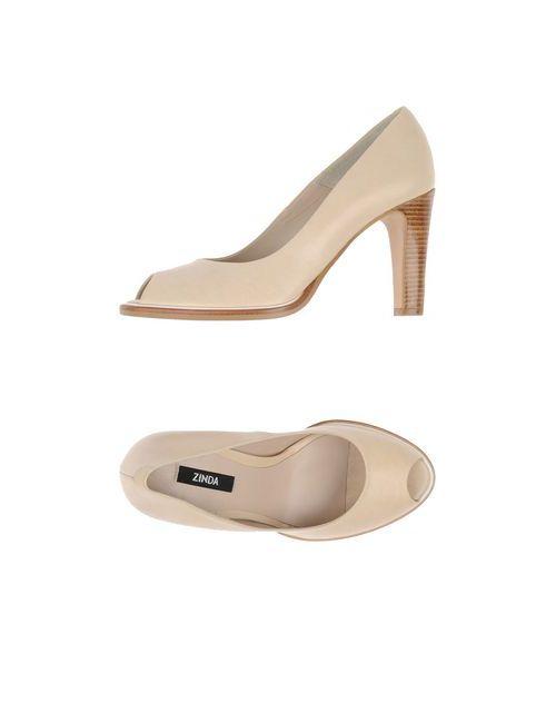 Zinda | Женские Бежевые Туфли