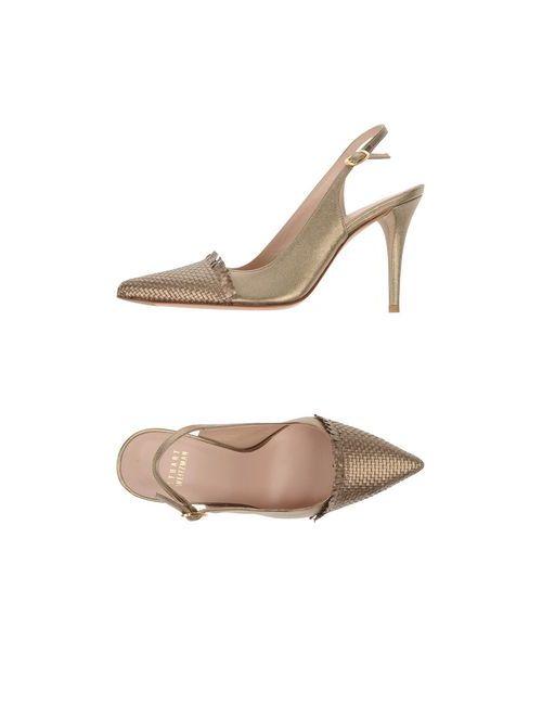Stuart Weitzman | Женские Бронзовые Туфли