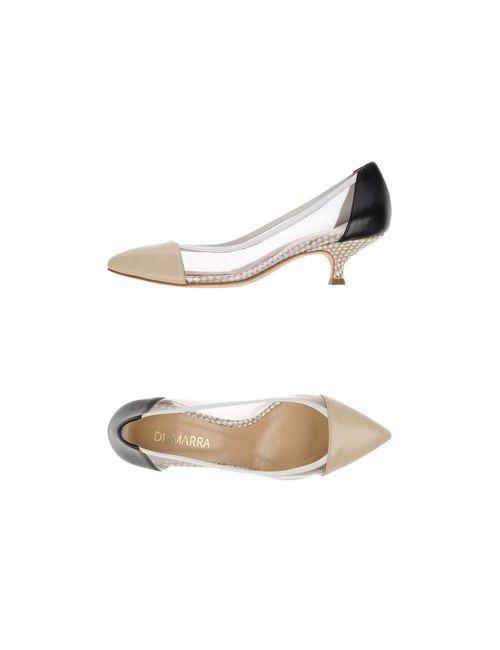 D Marra | Женские Бежевые Туфли