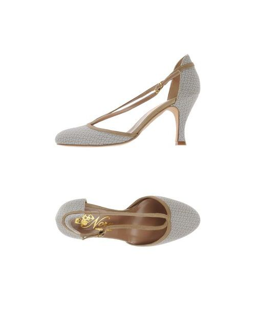 Nora | Женские Лазурные Туфли