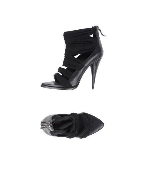 Givenchy | Женские Чёрные Сандалии