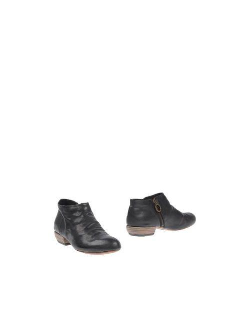 Fiorentini+Baker | Женские Чёрные Ботинки