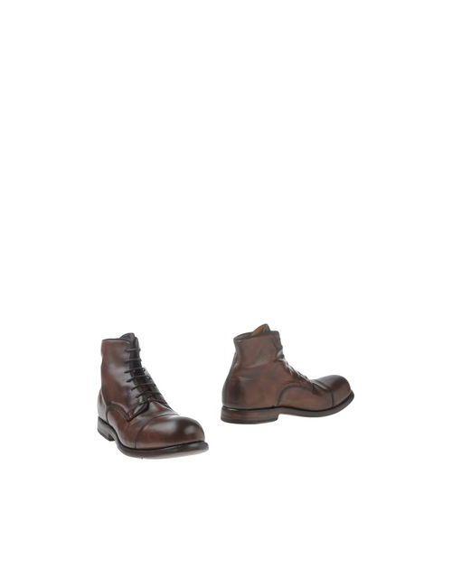 Preventi Collection | Мужские Какао Полусапоги И Высокие Ботинки