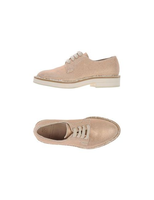 Brunello Cucinelli   Женская Обувь На Шнурках