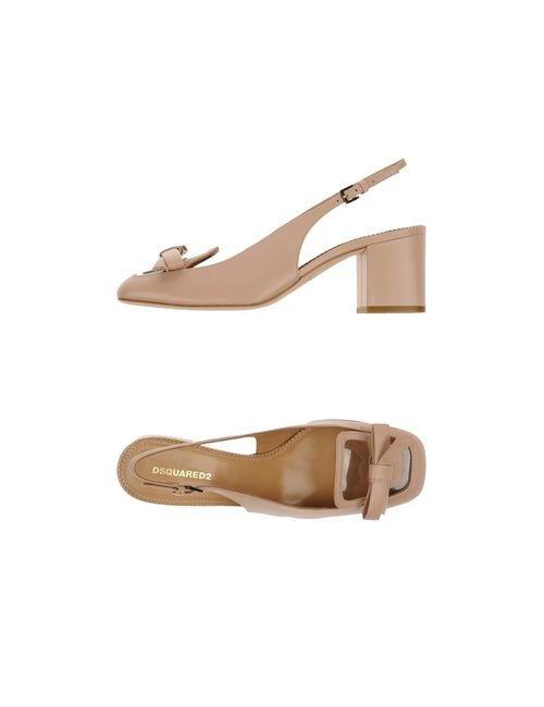 Dsquared2 | Женские Телесные Туфли