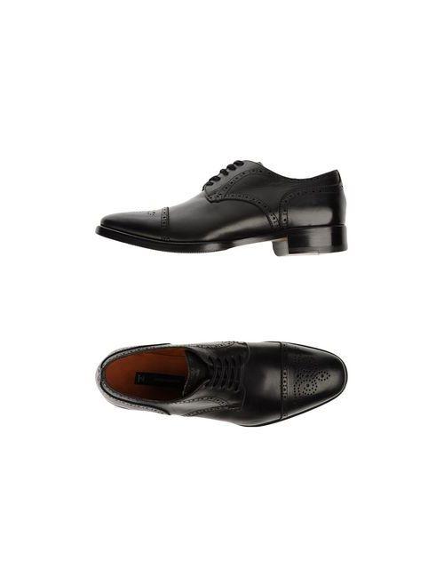 Dsquared2 | Мужская Серая Обувь На Шнурках