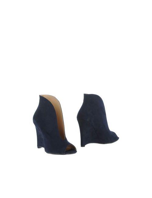 Le Stelle | Женские Синие Полусапоги И Высокие Ботинки