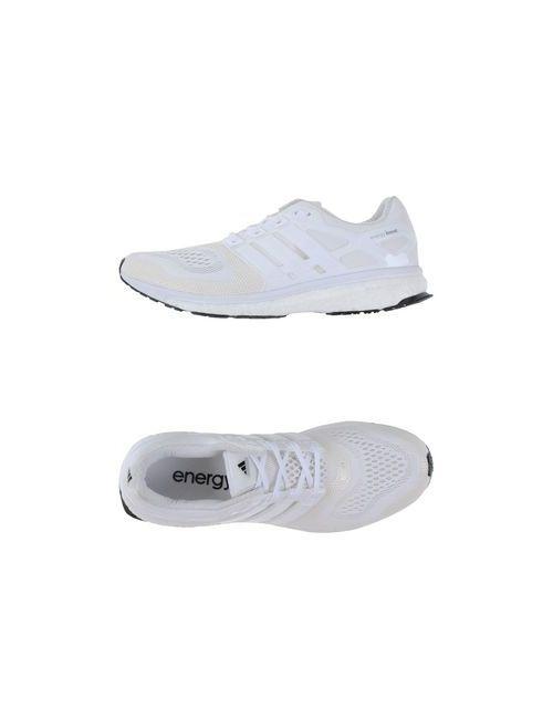 Adidas   Женские Белые Низкие Кеды И Кроссовки