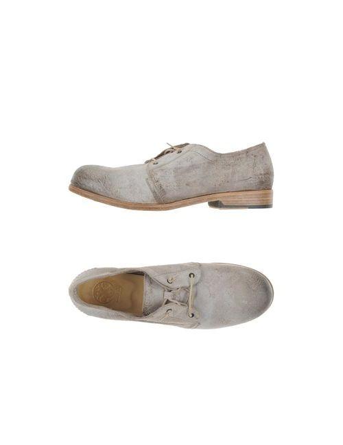 O.X.S. | Мужская Серая Обувь На Шнурках