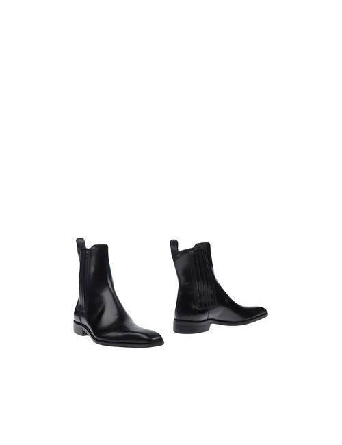 Dsquared2   Мужские Чёрные Полусапоги И Высокие Ботинки