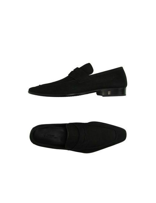 Versace Collection | Мужские Чёрные Мокасины