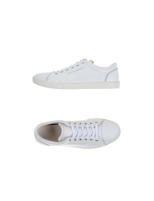 Dolce & Gabbana | Мужские Белые Низкие Кеды И Кроссовки