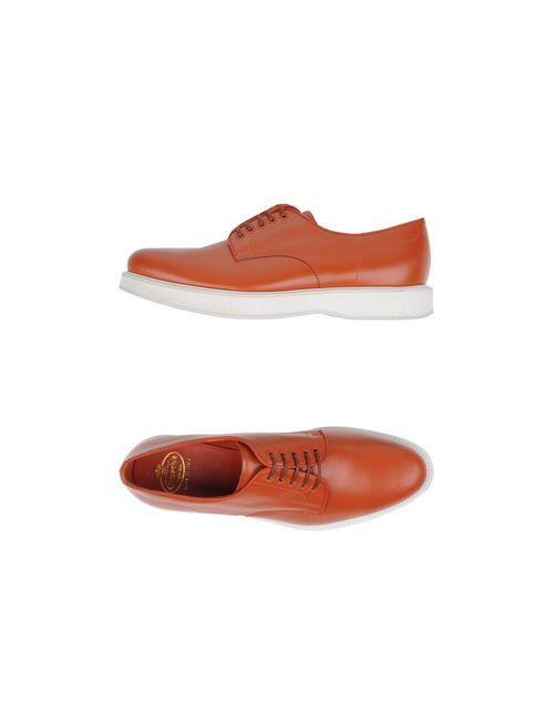 Church'S | Мужская Коричневая Обувь На Шнурках