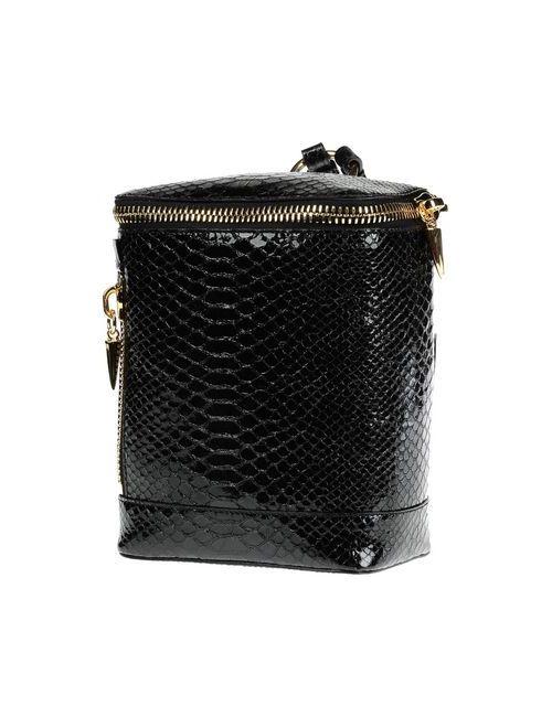 Giuseppe Zanotti Design | Женские Чёрные Рюкзаки И Сумки На Пояс