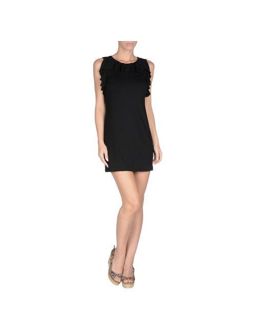 Twin-Set Simona Barbieri | Женское Черный Пляжное Платье
