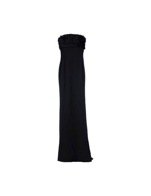 Dsquared2 | Женское Черный Длинное Платье