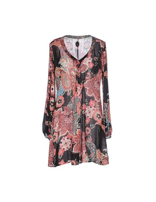 Nolita   Женское Розовое Короткое Платье