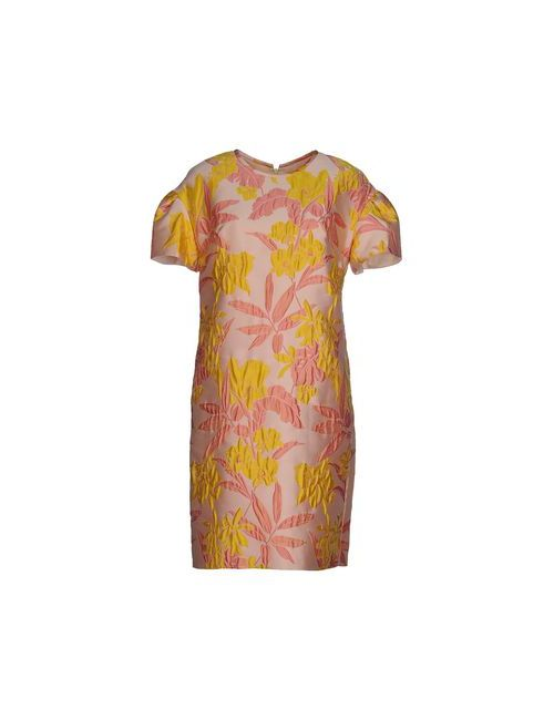 P.A.R.O.S.H. | Женское Розовое Короткое Платье