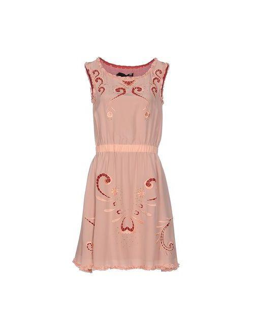 Love Moschino | Женское Короткое Платье
