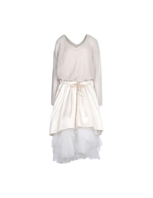 Brunello Cucinelli | Женское Платье Длиной 3/4